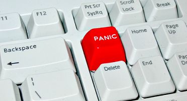 panic keyboard button