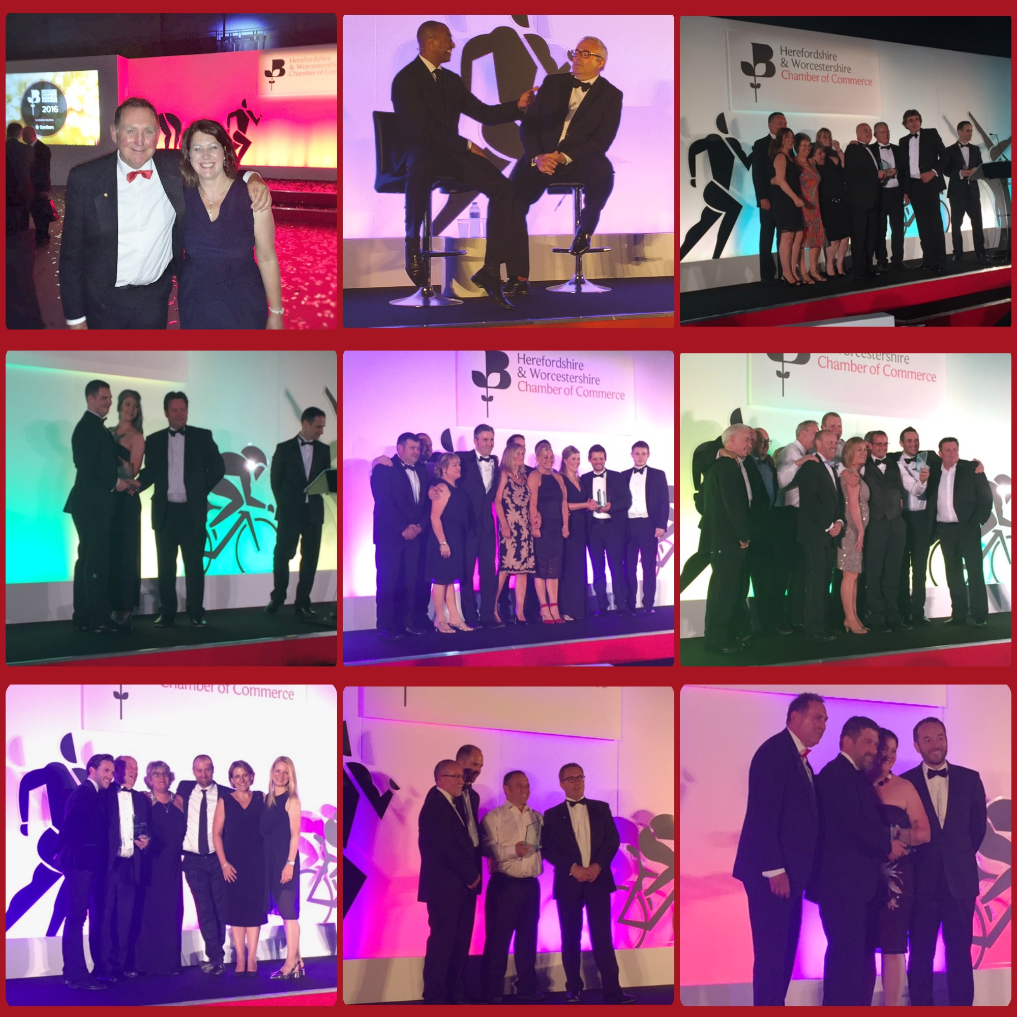 chamber awards collage
